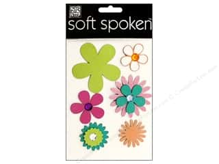 MAMBI Soft Spoken Sticker First Bloom Flowers