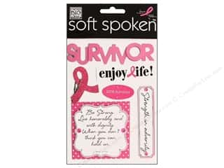 Mothers Day Gift Ideas: MAMBI Sticker Soft Spoken BCRF Survivor