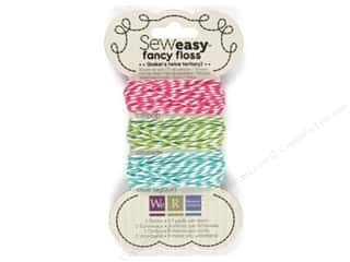 We R Memory Sew Easy Floss 3 Twine Tertiary 26yd