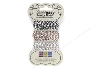 We R Memory Sew Easy Floss 3 Twine Neutral 26yd
