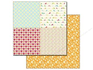 Echo Park 12 x 12 in. Paper Country Drive Sundress (25 sheets)