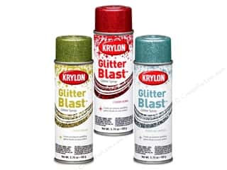 Krylon Glitter Blast Paint
