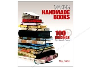 Making Handmade Books Book