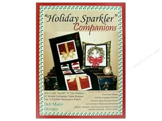 Pattern $0-$2 Clearance: Holiday Sparkler Companions Pattern