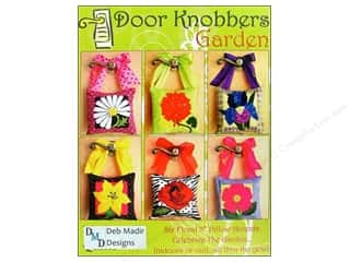 Ribbons Spring: Deb Madir Designs Door Knobbers Garden Pattern