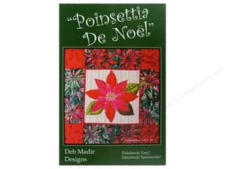 Pattern $0-$2 Clearance: Poinsettia De Noel Pattern