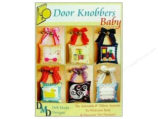 Baby Clearance: Deb Madir Designs Door Knobbers Baby Pattern