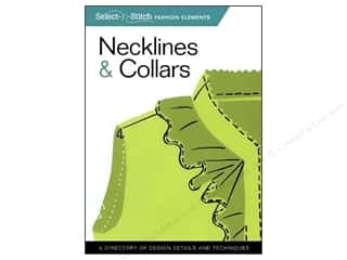 Fox Chapel Publishing Necklines & Collars Book