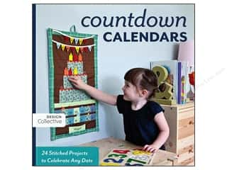 Stash By C&T Countdown Calendars Book