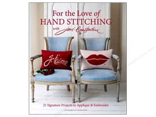 Books $5-$10 Clearance: For The Love Of Hand Stitching Book