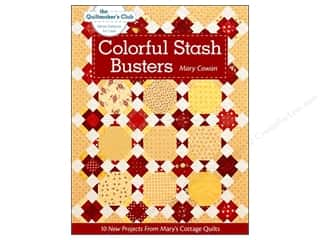 C&T Publishing Colorful Stash Busters Book