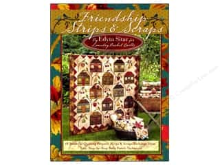 Friendship Strips & Scraps Book