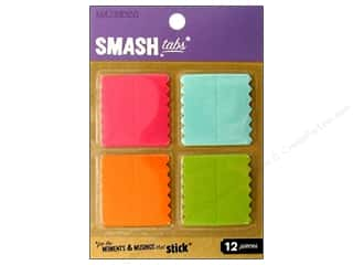K&amp;Company Smash Fabric Tabs