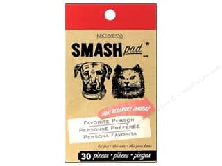 Note Cards paper dimensions: K&Company Smash Pad 2 Of Us