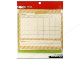 K&Company Smash Calendar Pockets