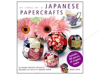 The Simple Art Of Japanese Papercrafts Book