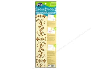 "Borders Craft & Hobbies: DecoArt Stencil 6""x 18"" Victorian Baroque Border"