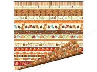 Imaginisce Paper 12x12 Happy Harvest Autumn Splend (25 sheets)
