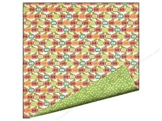 Imaginisce Paper 12x12 Happy Harvest Apple Crisp (25 sheets)