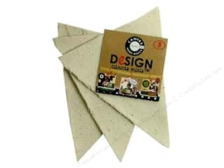 Canvas Corp Blank Shape Canvas Minis Triangle 3pc