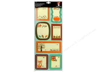 Simple Stories Animals: Imaginisce Stickers Happy Harvest Simple Stories