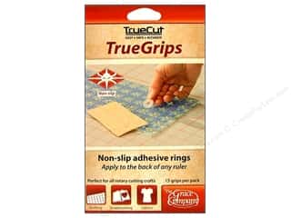 Grippers Quilting Notions: TrueCut True Grips 15 pc.
