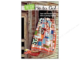No Sew Pie To Go Pattern