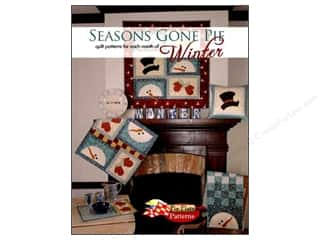 Seasons Gone Pie Winter Book