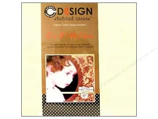 Memory & Paper Craft Frames: Canvas Corp Stretched Canvas 18 x 18 in. Natural