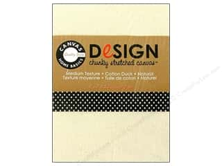 "Canvas Corp Blank Stretched Canvas Natural 5""x 7"""