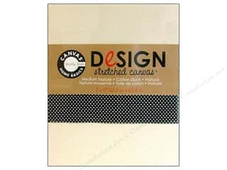 "Canvas Corp Blank Stretched Canvas Natural 8""x 10"""