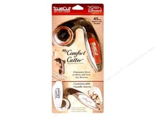 Clamps Scissors & Rotary Cutters: TrueCut Rotary Cutter My Comfort Cutter 45 mm