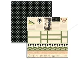 Jenni Bowlin Paper 12x12 Haven Accessory Sheet (25 sheets)
