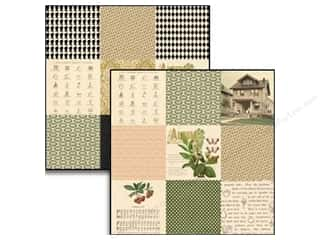 Jenni Bowlin Paper 12x12 Haven Mini Pattern Sheet (25 sheets)