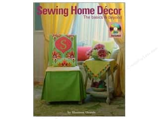 Books Clearance: Sewing Home Decor The Basics & Beyond Book
