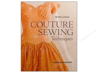 Sewing Construction Clearance: Taunton Press Couture Sewing Techniques Revised Book