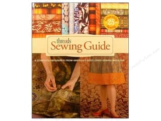 Taunton Press Sewing Construction: Taunton Press Threads Sewing Guide Book