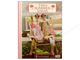 Storey Books Doll & Doll Accessories Books: David & Charles Tilda's Summer Ideas Book