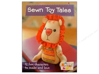 Sewn Toy Tales Book