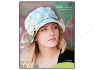 Heather Bailey LLC: Heather Bailey Boho Cloche Hat Pattern