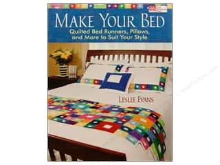 Purse Making Books & Patterns: That Patchwork Place Make Your Bed Book
