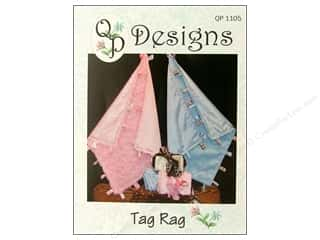 Quilters Paradise, Inc: Quilter's Paradise Tag Rag Pattern