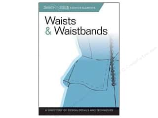 Fox Chapel Publishing Waists & Waistbands Book