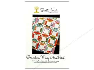 Grandma Mary's Five Patch Pattern