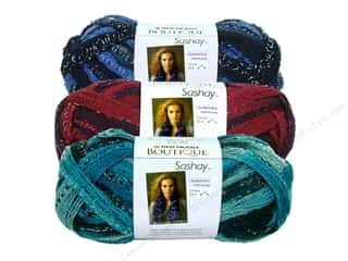 Weekly Specials knitting: Red Heart Boutique Sashay Yarn, SALE $4.39-$5.19.