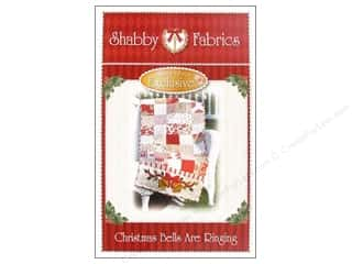 Fabric Christmas: Shabby Fabrics Christmas Bells Are Ringing Pattern