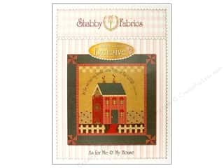 Shabby Fabrics Borders: Shabby Fabrics As For Me & My House Pattern