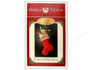 Enchanted Holiday Stocking Pattern
