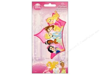 Wrights Appliques Disney Iron On Large Princess Multi