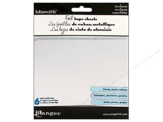 "Ranger Inkssentials Metal Foil Tape 4.25""x 5.5"" 6pc"